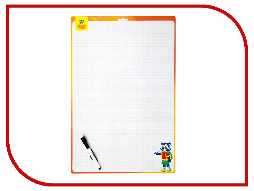 Набор Мульти-пульти Доска для рисования с маркером двусторонняя BP_15880 набор для объемного 3д рисования feizerg fsp 001 фиолетовый