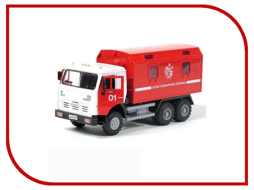Игрушка Play Smart Пожарная Машина A532-H36014 машина пламенный мотор volvo v70 пожарная охрана 870189