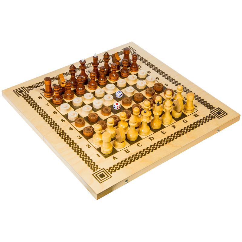Игра Орловские шахматы Шашки, шахматы, нарды C-11/B-7 228003 шахматы 15 1977
