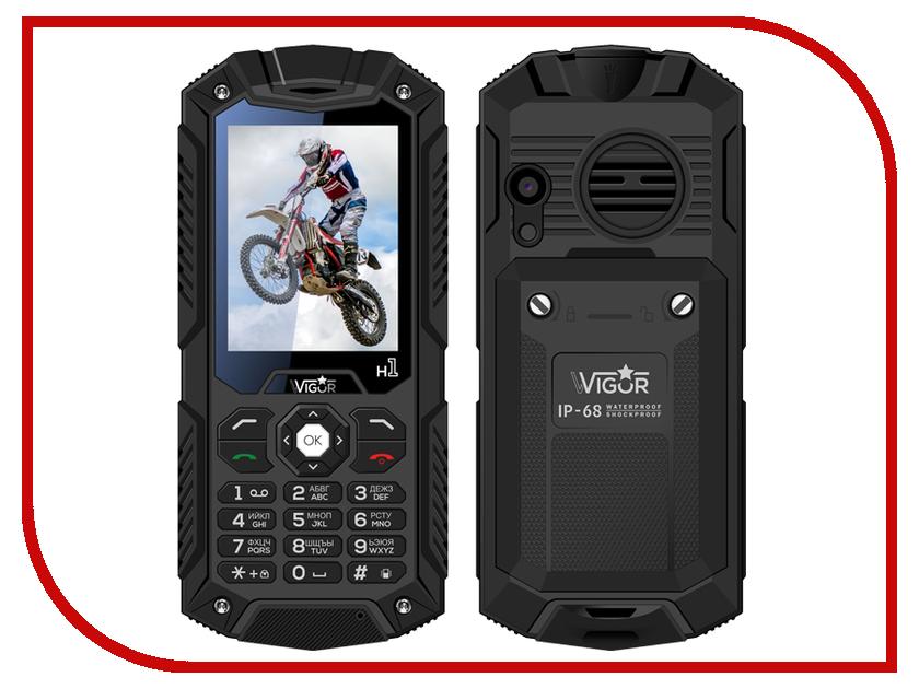 Сотовый телефон Wigor H1 DS Black