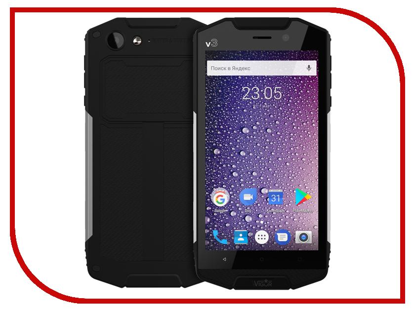 Сотовый телефон Wigor V3 DS Black смартфон wigor v3 black