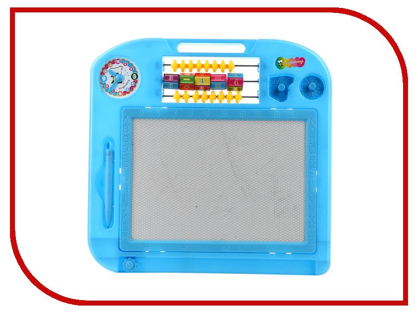 Набор Amico Доска для рисования магнитная 31x31cm Blue 22570 набор для объемного 3д рисования feizerg fsp 001 фиолетовый