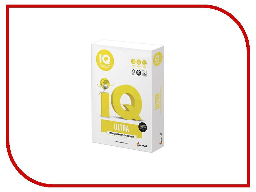 Бумага IQ Ultra A3 80g/m2 500 листов A+ 168% CIE 110703 пончо gap gap ga020egyhi88