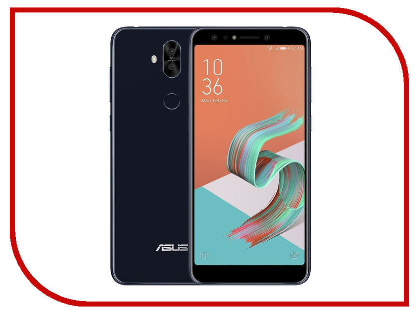 Сотовый телефон ASUS ZenFone 5 Lite ZC600KL 4/64GB Black leadership center for army and us army the u s army leadership field manual fm 22 100