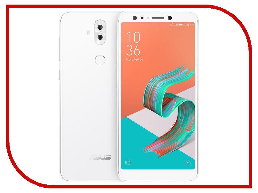 Сотовый телефон ASUS ZenFone 5 Lite ZC600KL 64Gb White asus eeebook e202sa