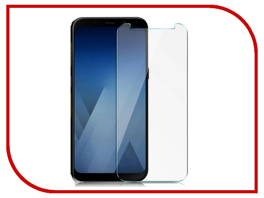 Аксессуар Защитное стекло для Samsung Galaxy A8 2018 (А530) Zibelino TG Full Screen Black 0.33mm 2.5D ZTG-FS-SAM-A530F-BLK цена и фото