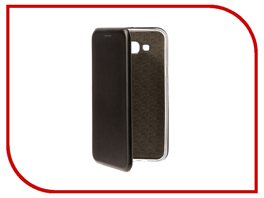 Аксессуар Чехол Samsung Galaxy J7 Neo 2017 Zibelino Book Black ZB-SAM-J7N-BLK аксессуар защитное стекло samsung galaxy j7 neo solomon