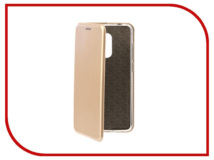 Аксессуар Чехол для Xiaomi Redmi 5 Zibelino Book Gold ZB-XIA-RDM-5-GLD аксессуар чехол для xiaomi redmi mi a1 mi5x zibelino book black zb xia rdm mi5x blk