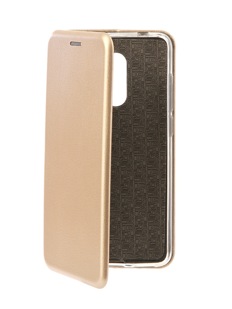 Аксессуар Чехол Zibelino для Xiaomi Redmi 5 Book Gold ZB-XIA-RDM-5-GLD аксессуар чехол zibelinoдляxiaomi