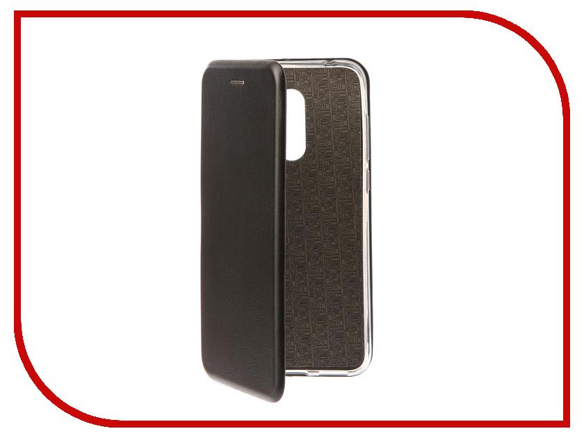 Аксессуар Чехол Xiaomi Redmi 5 Plus Zibelino Book Black ZB-XIA-RDM-5PL-BLK аксессуар чехол xiaomi redmi pro zibelino classico black zcl xia pro blk