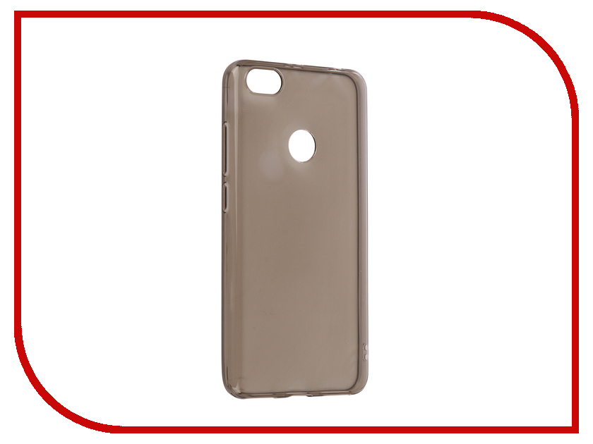 Аксессуар Чехол Xiaomi Redmi Note 5A (32GB) Zibelino Ultra Thin Case Black ZUTC-XMI-RDM-NOT5A-BLK аксессуар чехол xiaomi redmi 5 zibelino ultra thin case white zutc xmi rdm 5 wht