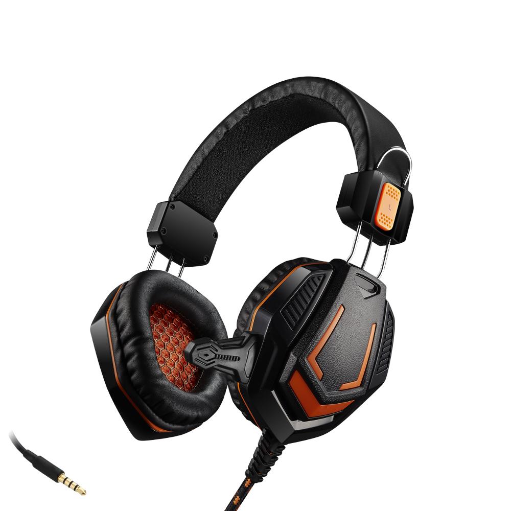 Наушники Canyon Gaming Headset Black 7XCNDSGHS3