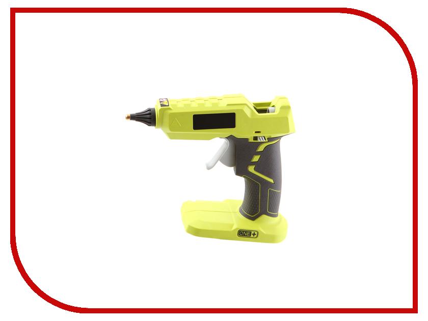 Термоклеевой пистолет Ryobi R18GLU-0 ONE+ 5133002868 brand new 2pcs 18v 4000mah li ion high capacity for ryobi p108 rb18l40 rechargeable battery pack power tool battery ryobi one