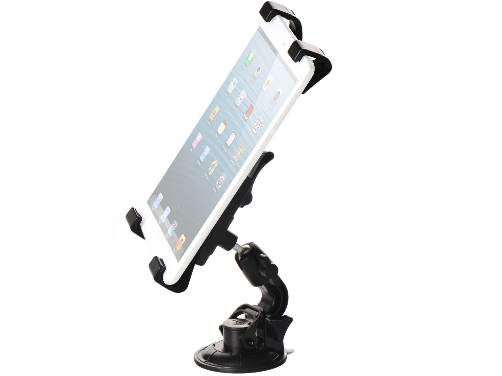 Держатель Gurdini Holder APPLE iPad / Samsung Galaxy Tab 7-10 на стекло 250001