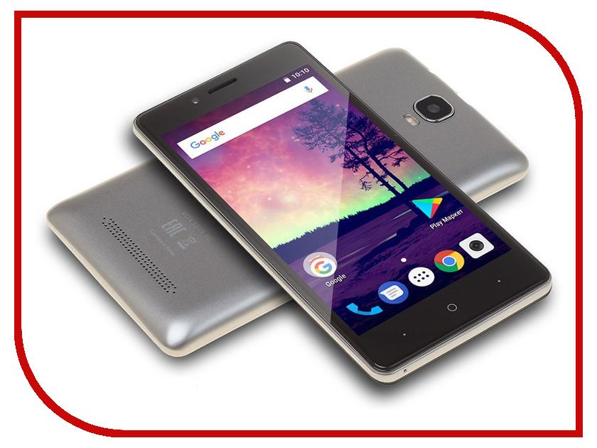 Сотовый телефон Digma VOX S509 Silver сотовый телефон digma citi atl 4g white