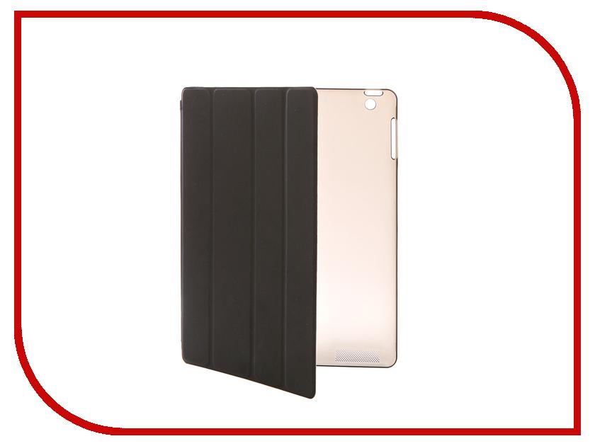 Аксессуар Чехол Gurdini Slim для APPLE iPad 2/3/4 Black