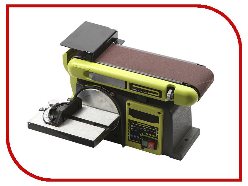 Шлифовальный станок Ryobi RBDS4601G 5133002858 ленточно шлифовальный станок stalex s 50 389012