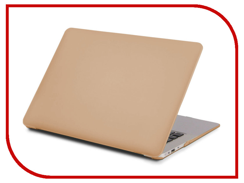 Аксессуар Чехол 13-inch Gurdini для APPLE MacBook Pro Retina 13 Plastic Gold 902912 2015year gold original for macbook 12inch retina a1534 keyboard topcase topcover palm rest