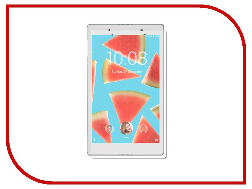 Аксессуар Защитная пленка для Lenovo Tab 4 TB-8504X Red Line УТ000012163 аксессуар защитная пленка lenovo yoga tablet 3 8 red line