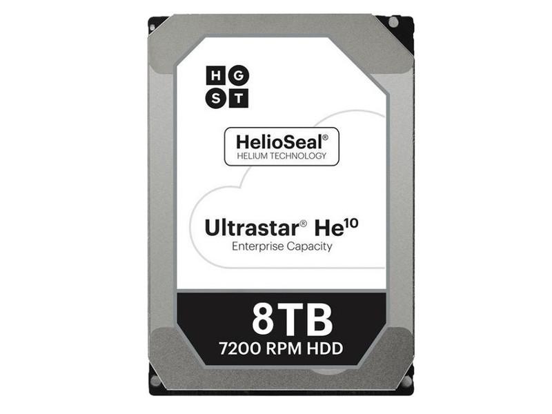 Жесткий диск HGST Ultrastar HE10 8Tb HUH721008ALE604