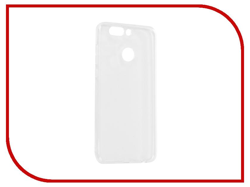 Аксессуар Чехол Huawei Nova 2 Plus 2017 iBox Crystal Transparent