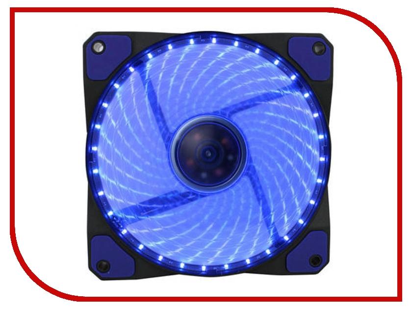 Вентилятор GameMax GMX-GF12B 120mm вентилятор gamemax gmx af12r