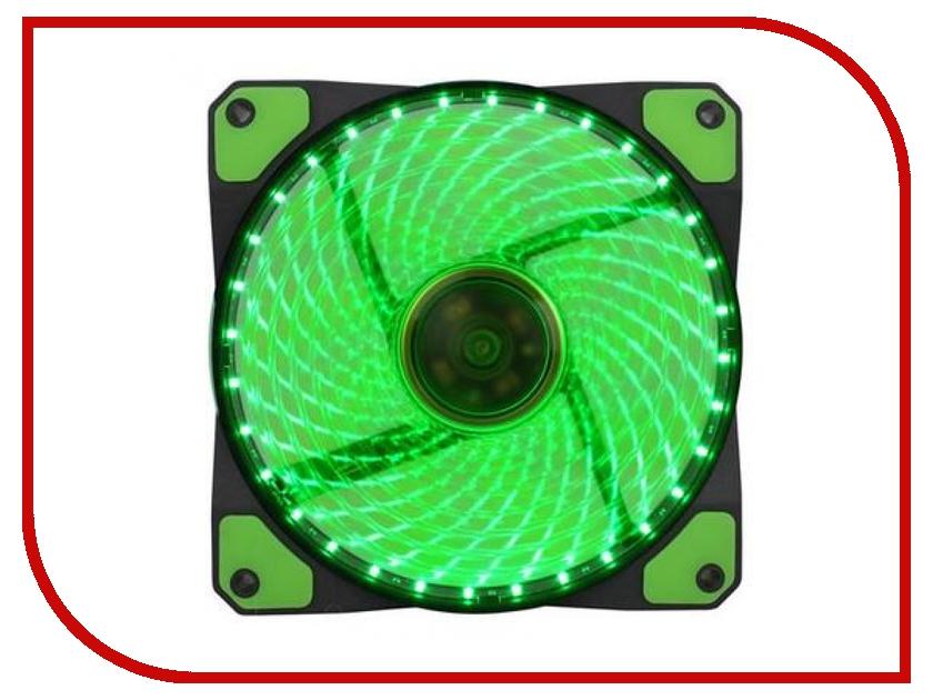Вентилятор GameMax GMX-GF12G 120mm вентилятор gamemax gmx af12r