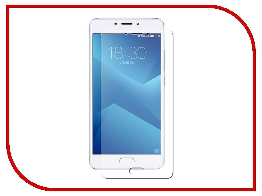 Аксессуар Защитная пленка Meizu M5 Note 5.5 Red Line TPU Full Screen смартфон meizu m5 note серебристый 5 5 32 гб lte wi fi gps 3g