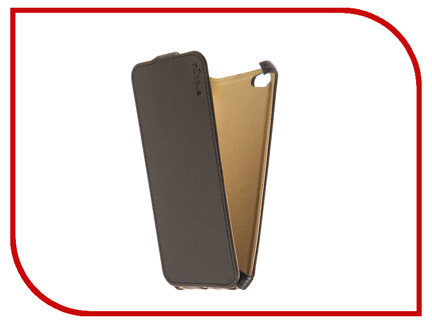 Аксессуар Чехол Xiaomi Redmi Note 5A Snoogy иск. кожа Black SN-Xia-n5A-BLK-LTH аксессуар чехол snoogy иск кожа black для apple iphone 6 6s sn iph 6 6s blk lth