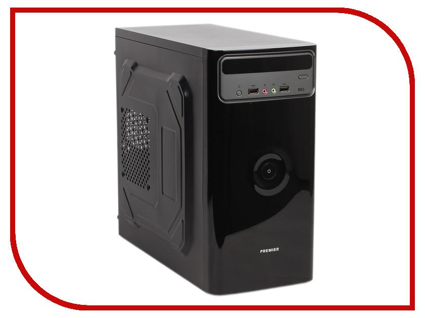Корпус SunPro Premier I mATX 450W Black 0359338