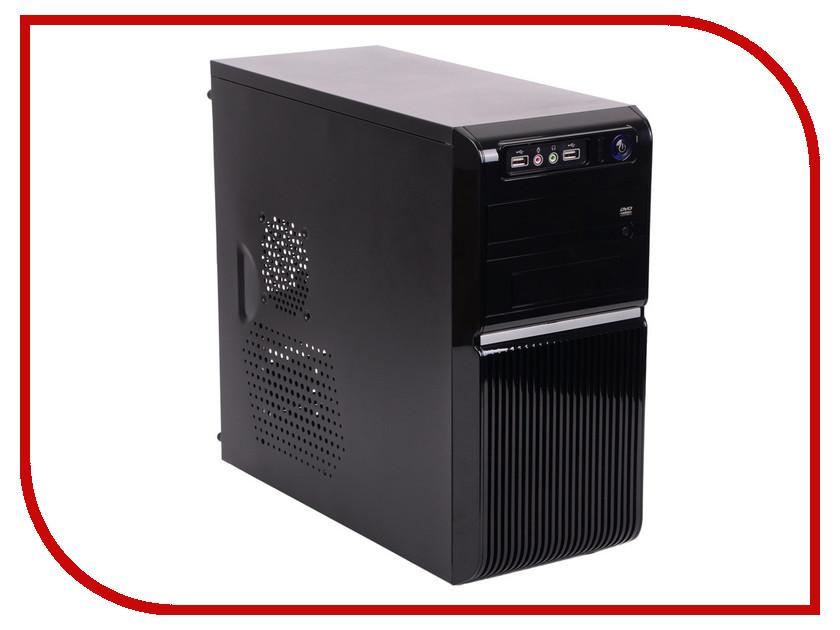 Корпус SunPro Aroma III mATX 450W Black 0281603