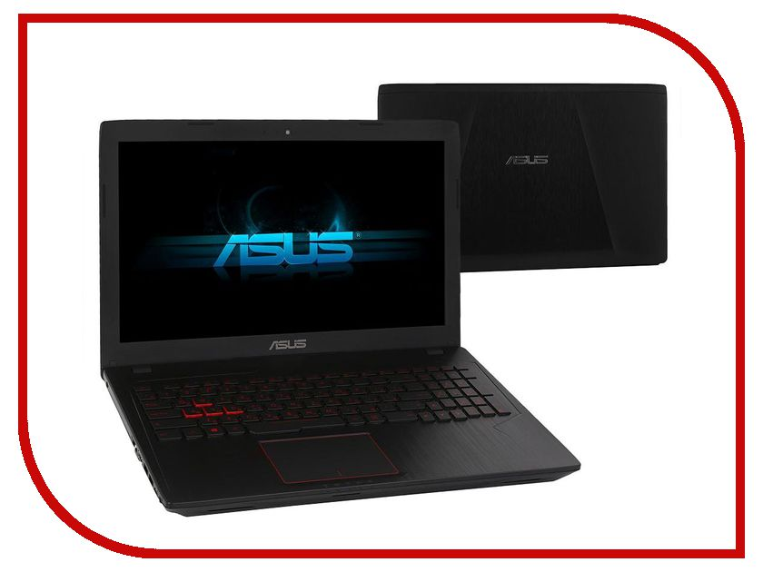 Ноутбук ASUS FX553VD-E41200 90NB0DW4-M19310 (Intel Core i5-7300HQ 2.5 GHz/8192Mb/1000Gb/DVD-RW/nVidia GeForce GTX 1050 2048Mb/Wi-Fi/Bluetooth/Cam/15.6/1920x1080/Endless) ноутбук asus fx 553 vd dm 1137 90 nb0dw4 m 19850