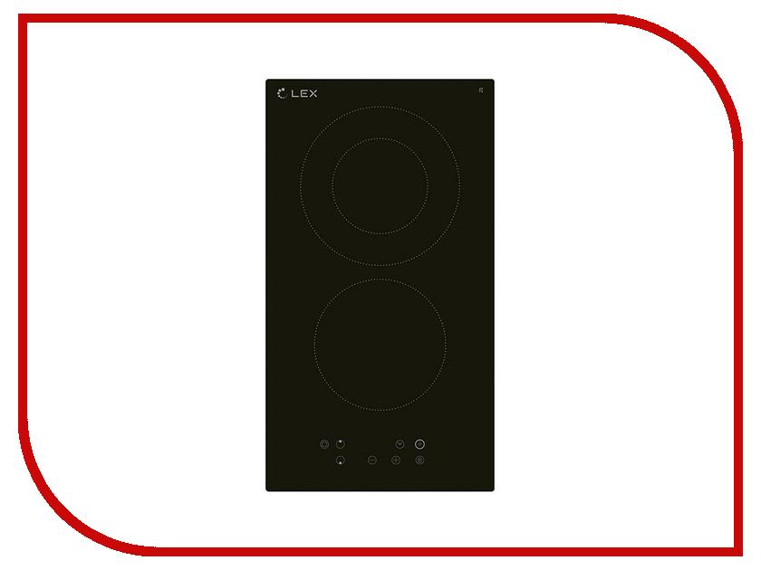 Варочная панель LEX EVH 321 BL цена