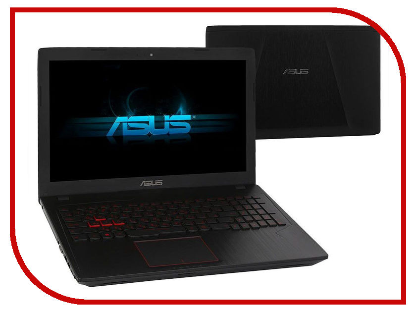 цены Ноутбук ASUS FX553VE-FY177 90NB0DX4-M06930 (Intel Core i7-7700HQ 2.8 GHz/8192Mb/1000Gb/DVD-RW/nVidia GeForce GTX 1050Ti 4096Mb/Wi-Fi/Bluetooth/Cam/15.6/1920x1080/Endless)