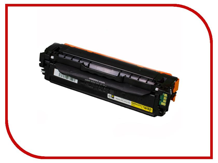 Картридж Sakura CLT-Y504S Yellow для Samsung CLP-415/CLX-4195/SL-C1810/SL-C1860 1800к sakura mltd115l black тонер картридж для samsung sl m2620 m2820 m2670 m2870