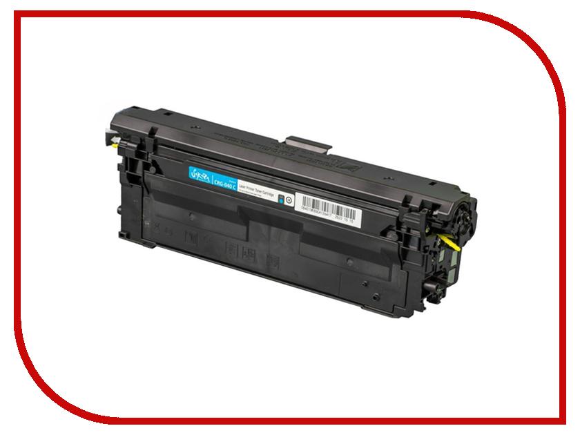 Картридж Sakura CRG-040C Blue для Canon i-SENSYS LBP-710/712 5400к принтер canon i sensys colour lbp653cdw лазерный цвет белый [1476c006]
