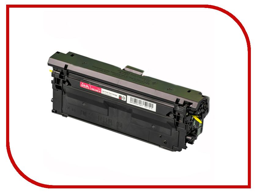 Картридж Sakura CRG-040M Purple для Canon i-SENSYS LBP-710/712 5400к электробритва sakura sa 5409bk