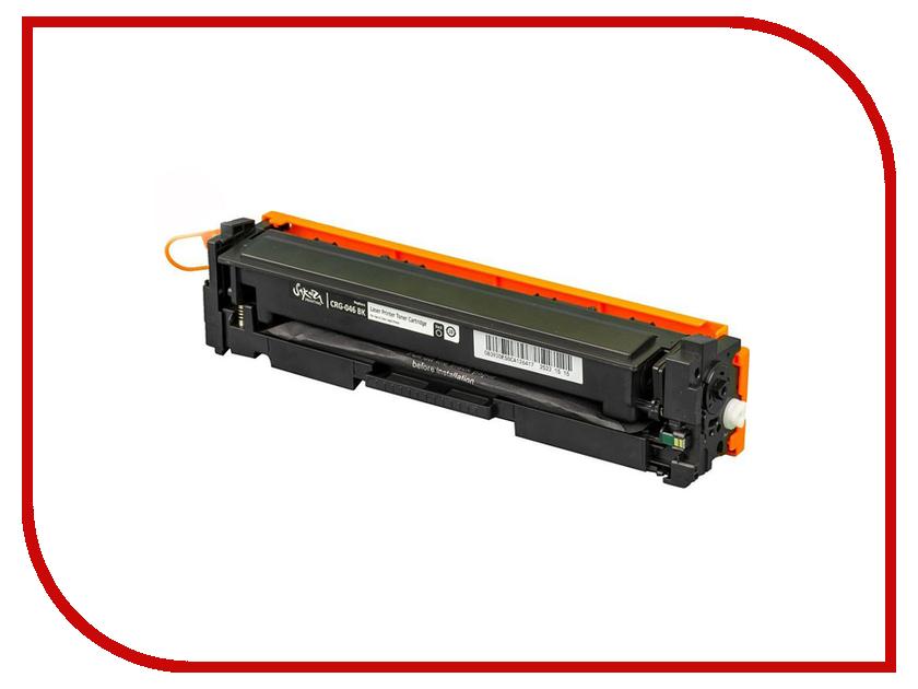 Картридж Sakura CRG-046BK Black для Canon LBP-560C/i-SENSYS MF-730C 2200к принтер canon i sensys colour lbp653cdw лазерный цвет белый [1476c006]