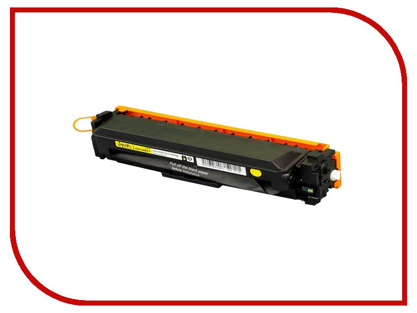 Картридж Sakura CRG-046HY Yellow для Canon LBP-560C/i-SENSYS MF-730C 5000к принтер canon i sensys colour lbp653cdw лазерный цвет белый [1476c006]