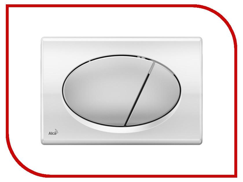 Кнопка смыва Alcaplast M-73