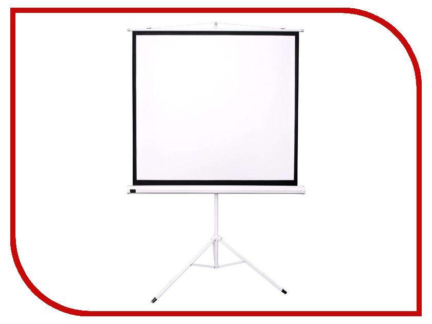 Экран Sakura Cinema 127x127cm White SCPST-127x127