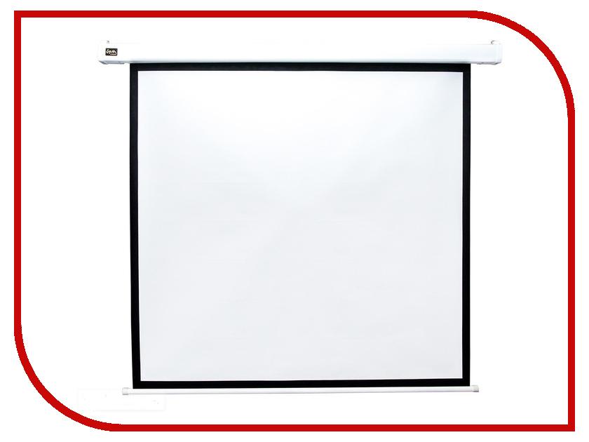 Экран Sakura Cinema 200x200cm White SCPSW-200x200 электробритва sakura sa 5409bk