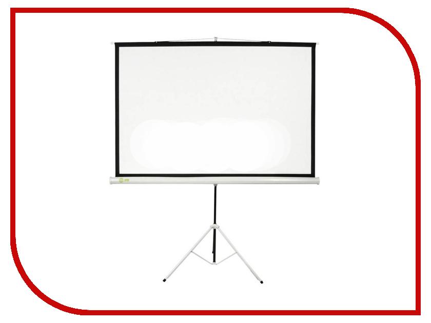 Экран Cactus Triscreen 180x180cm 1:1 White CS-PST-180x180