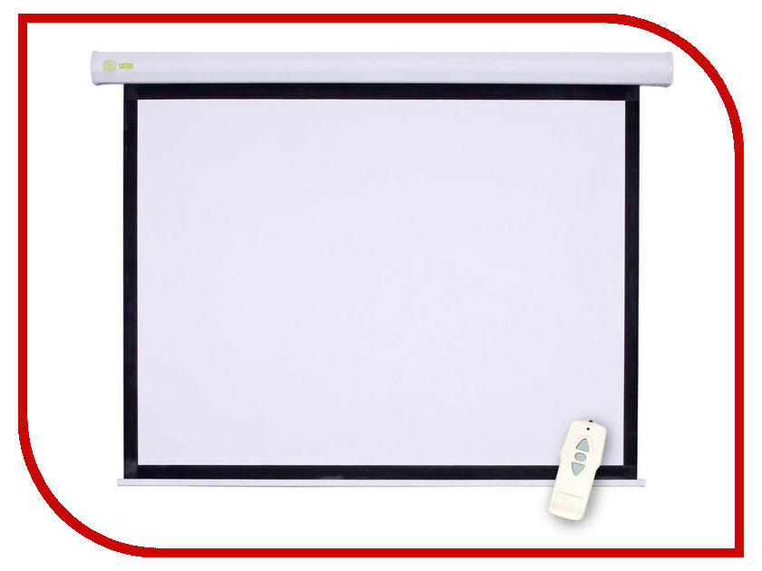 Экран Cactus Motoscreen 127x127cm 1:1 White CS-PSM-127x127