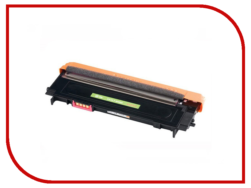 Картридж Cactus CS-CLT-M409S Magenta для Samsung CLP-310/315/CLX-3170/3175/3175FN картридж для принтера и мфу cactus cs clt m407s magenta