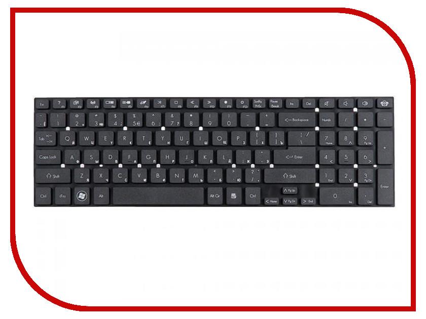 Клавиатура RocknParts Zip для Packard Bell Easynote TV11CM/TV11HC/LV11HC/LK11BZ/LS11HR/LS11SB/LS13SB/LS44HR/TS11HR/TS11SB/TS13HR/TS44HR/TS44SB/TSX62HR/P5WS0/P7YS0/F4211 Gateway NV55/NV75 Black 178010 комплектующие и запчасти для ноутбуков packard bell gateway p5ws5 p5ws0 p5wso tmp 255