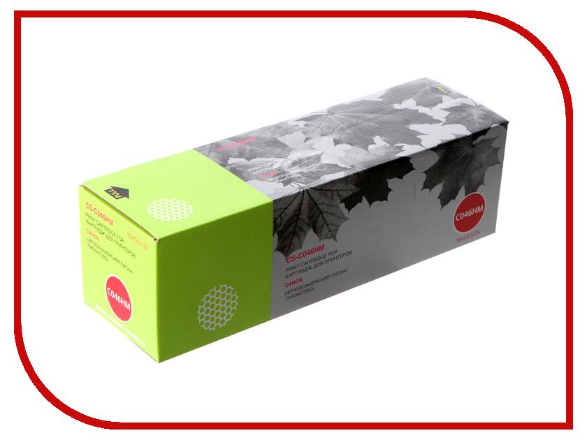 Картридж Cactus CS-C046HM Magenta для Canon LBP 653Cdw/654Cx/MF732Cdw/734Cdw/735Cx