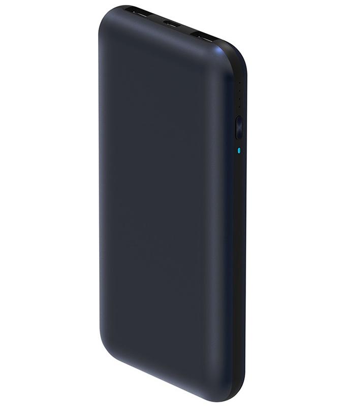 Аккумулятор Xiaomi ZMI QB820 20000mAh Black аккумулятор aukey 20000mah pb n36 black