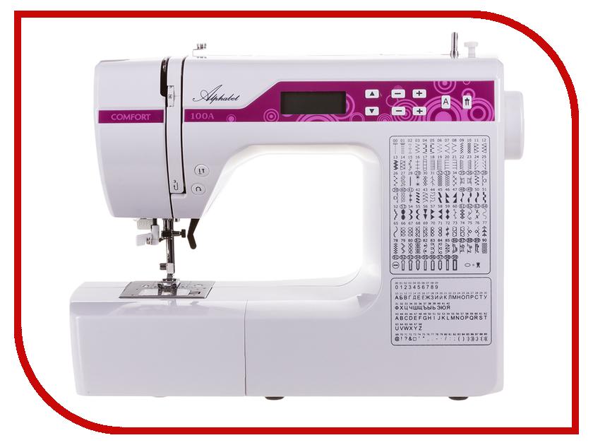 Швейная машинка Comfort 100A смеситель ilve a 413 04