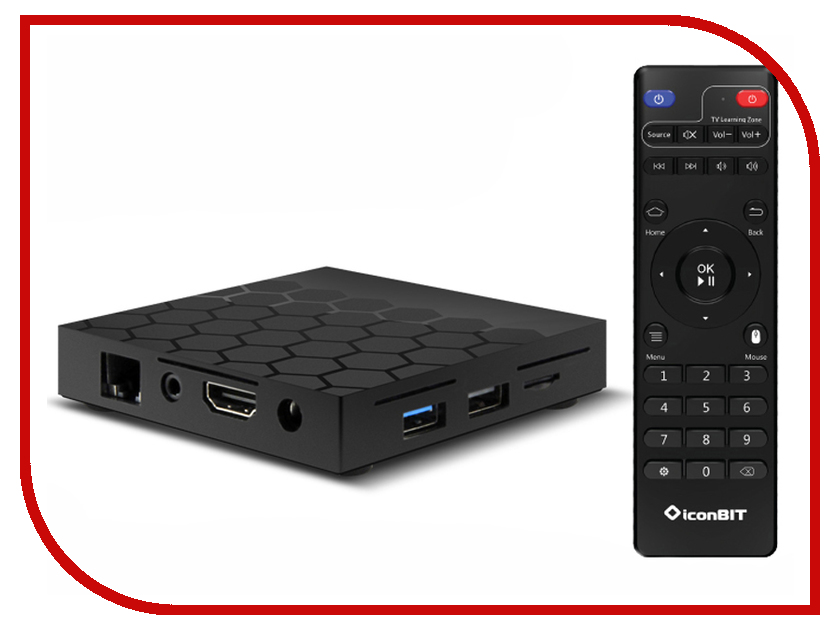 Медиаплеер iconBIT XDS704